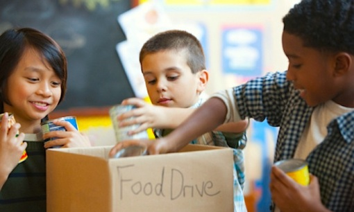 Getty-children-canned-food-drive