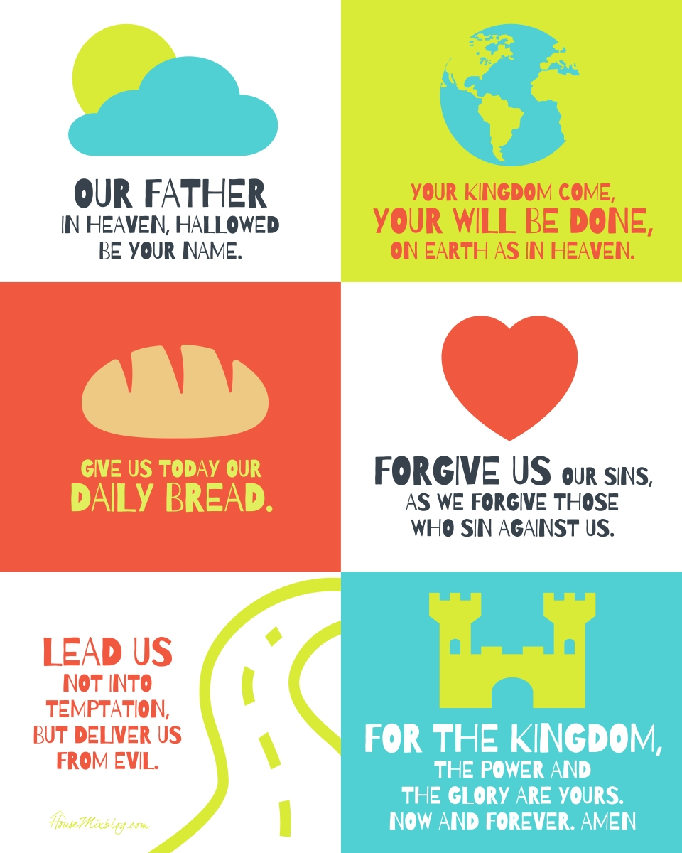 teaching your kids to pray antioch kids